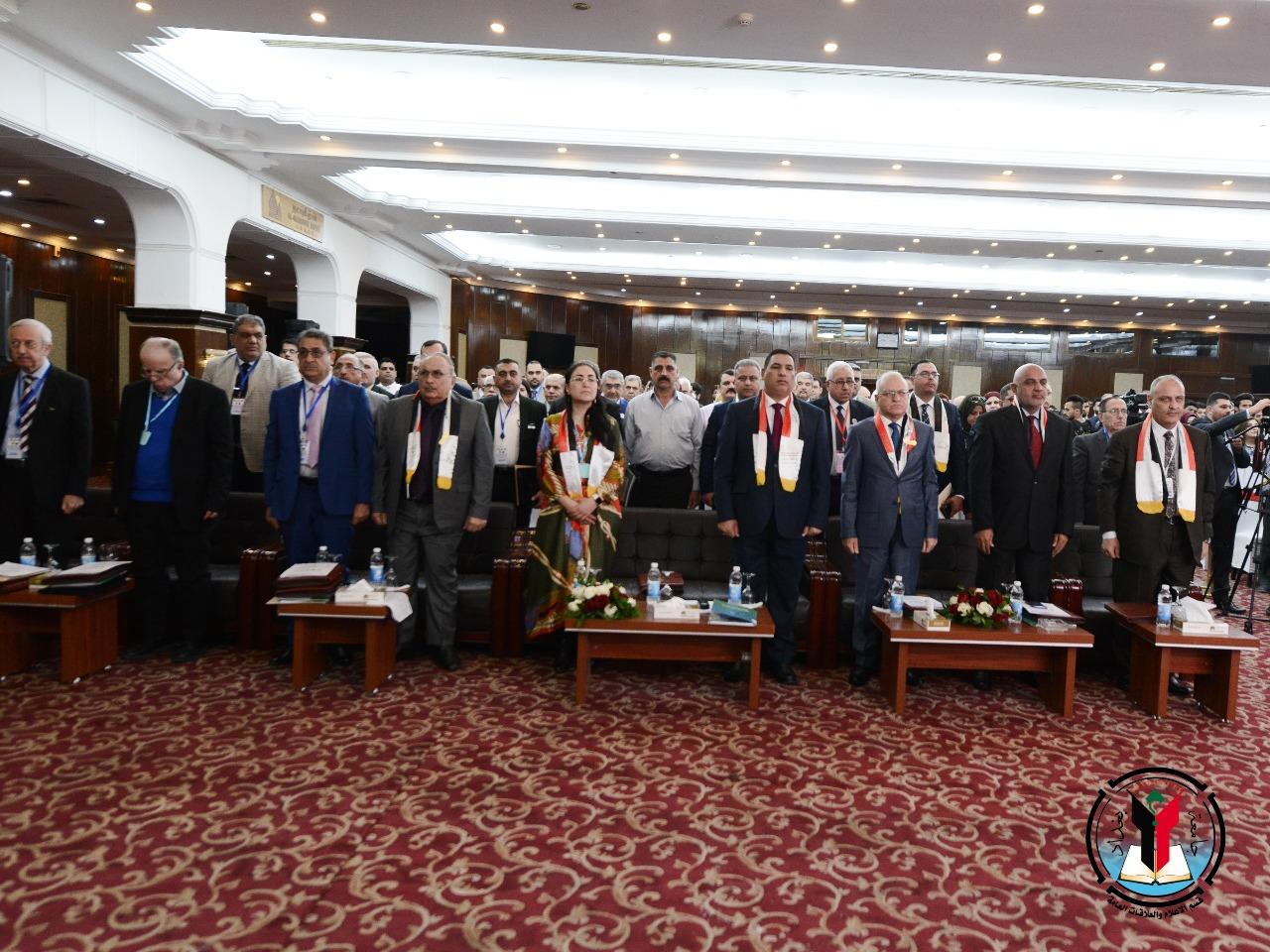 جامعة بغداد تعلن انطلاق فعاليات المؤتمر الدولي الاول لتكنولوجيا المعلومات والاتصالات