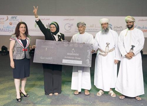 قسم هندسة العمارة بجامعة بغداد يحصد جوائز في الملتقى الهندسي الطلابي التاسع في جامعة السلطان قابوس بعمان