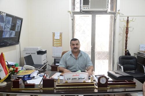 تدريسي من معهد الهندسة الوراثية بجامعة بغداد يحصل على براءة اختراع في معرض موسكو
