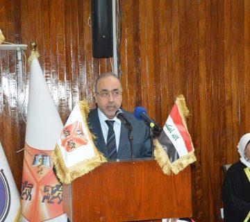كلية الطب بجامعة بغداد تردد قسم التخرج لدورتها الثامنة والثمانين